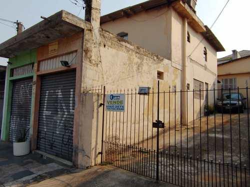 Casa, código 5821 em São Paulo, bairro Cupecê
