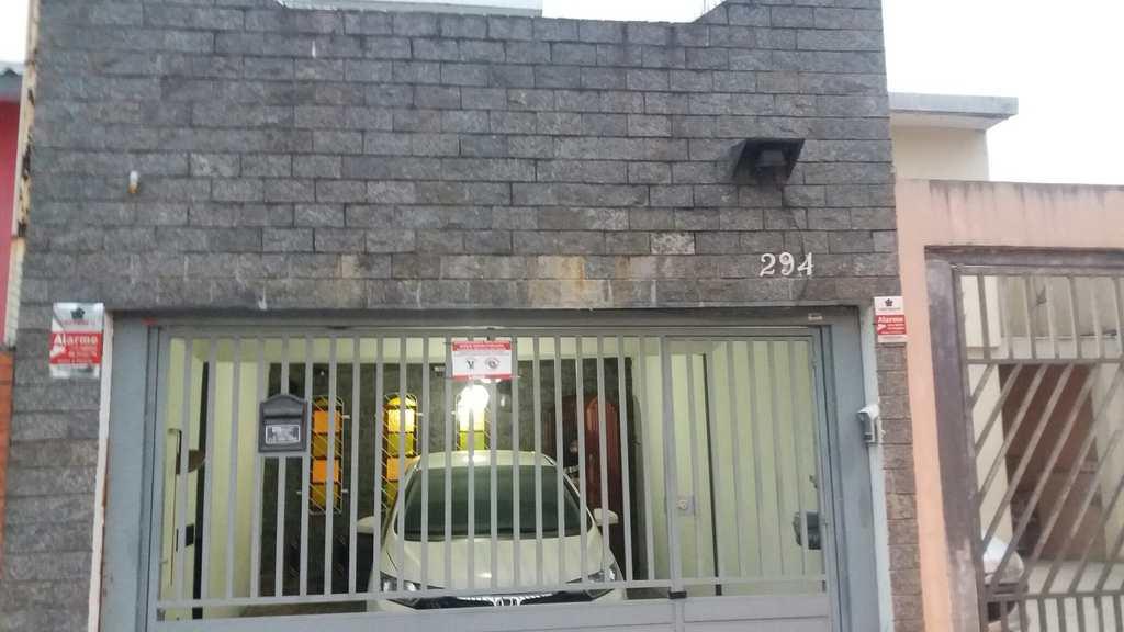 Sobrado em São Paulo, no bairro Jardim Aeroporto