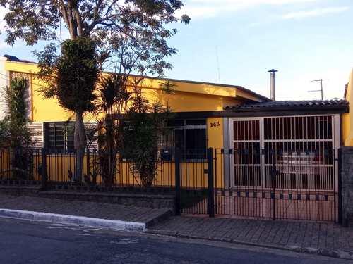 Casa, código 5939 em São Paulo, bairro Vila Fachini