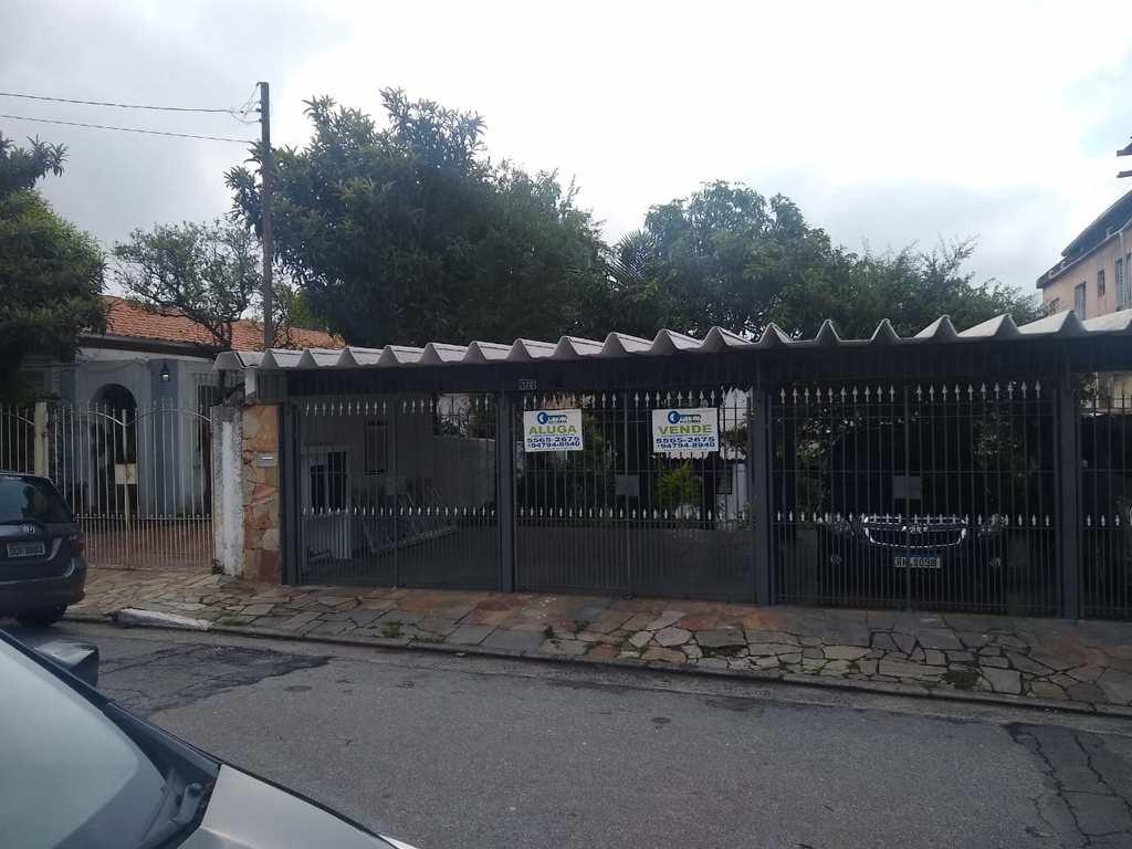 Sobrado em São Paulo, no bairro Americanópolis