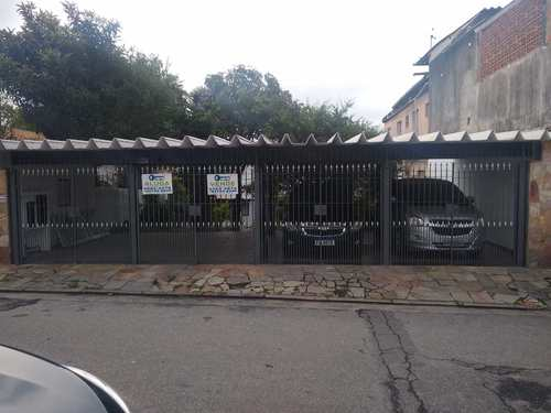 Sobrado, código 5989 em São Paulo, bairro Americanópolis