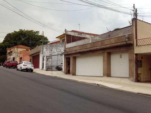 Casa, código 5998 em São Paulo, bairro Vila Guarani (Z Sul)