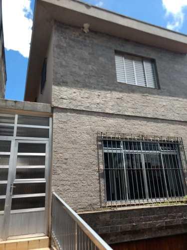 Sobrado, código 6004 em São Paulo, bairro Vila Marari