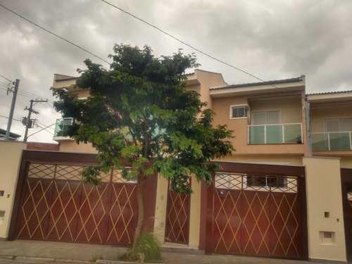 Sobrado, código 6040 em São Paulo, bairro Jardim Cidália
