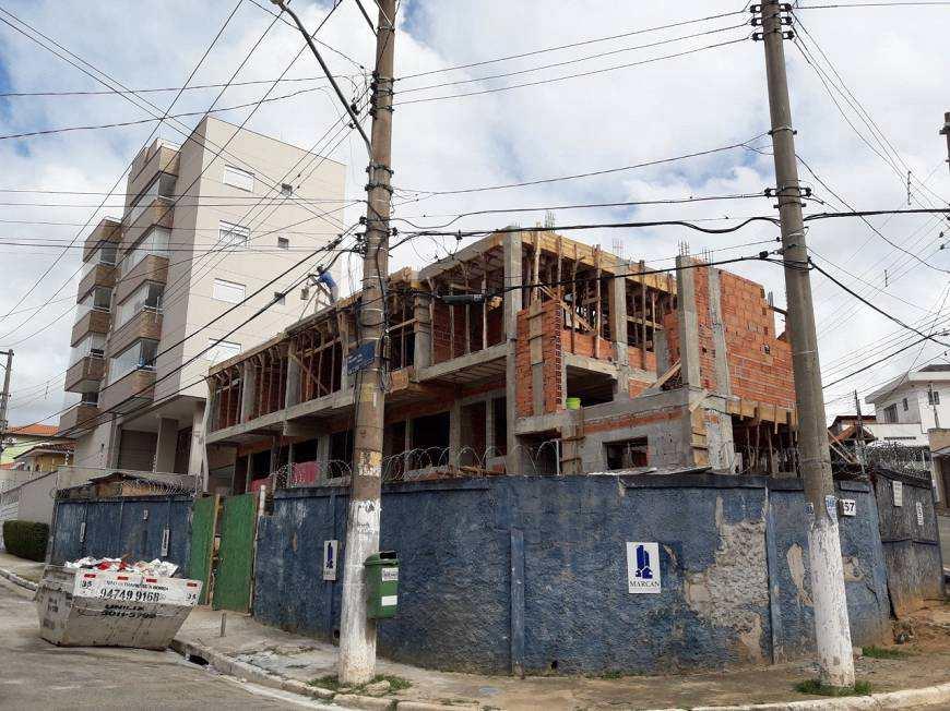 Sobrado em São Paulo, no bairro Jardim Cidália