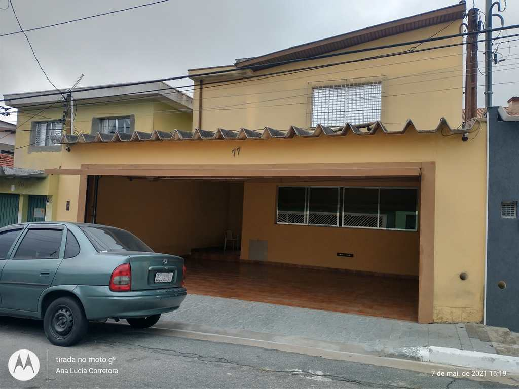 Casa em São Paulo, no bairro Vila Santana