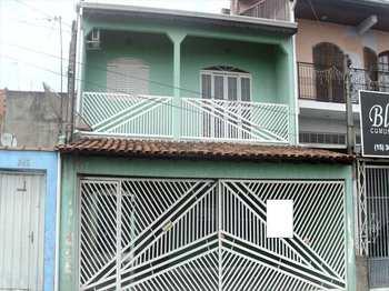 Sobrado, código 1432 em Sorocaba, bairro Jardim São Guilherme