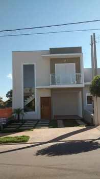 Casa de Condomínio, código 1763 em Sorocaba, bairro Jardim Golden Park Residence II