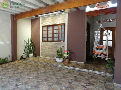 Casa, código 5145 em Taubaté, bairro Quiririm