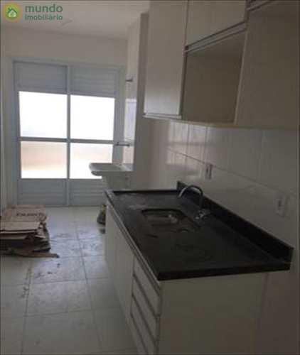 Apartamento, código 5167 em Taubaté, bairro Piracangaguá (Chácara Flórida)