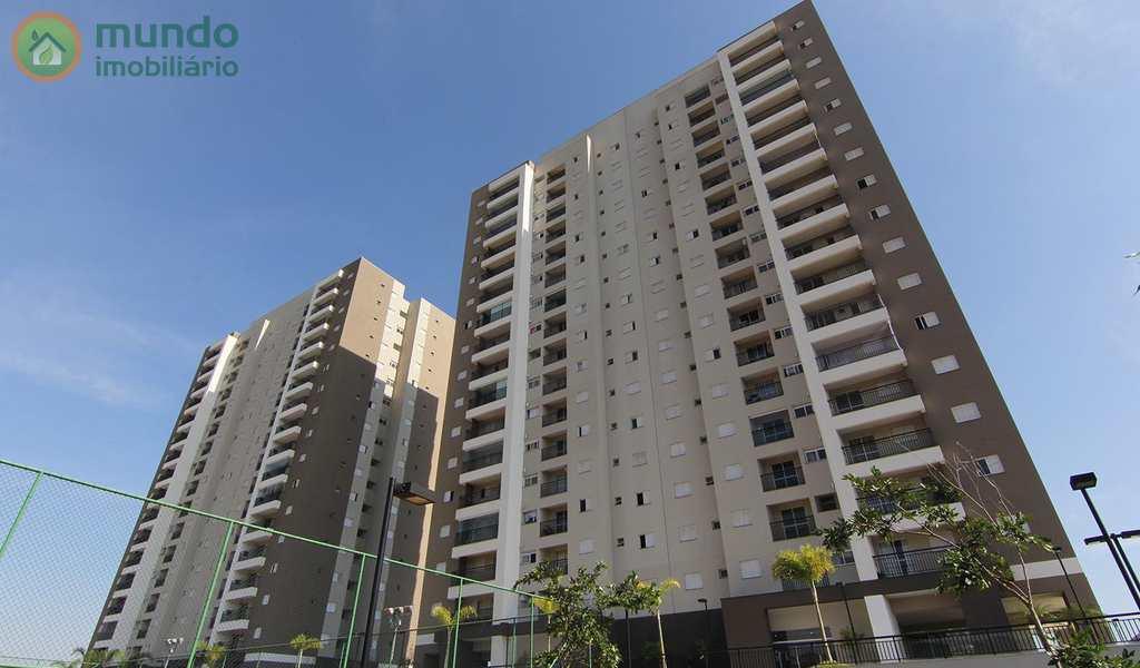 Apartamento em Taubaté, bairro Vila Jaboticabeira