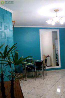 Apartamento, código 5084 em Taubaté, bairro Parque Senhor do Bonfim