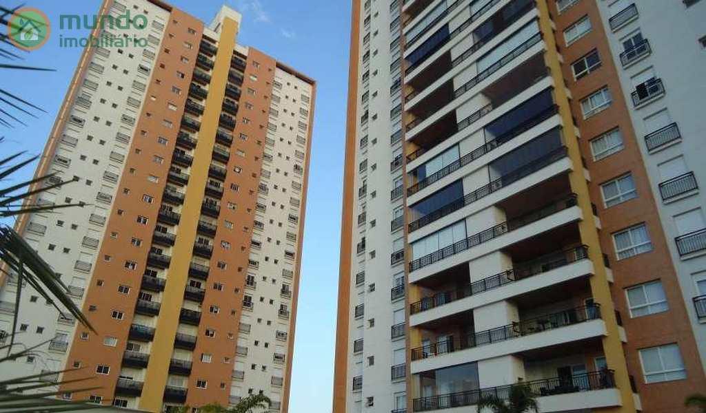 Apartamento em Taubaté, bairro Jardim das Nações
