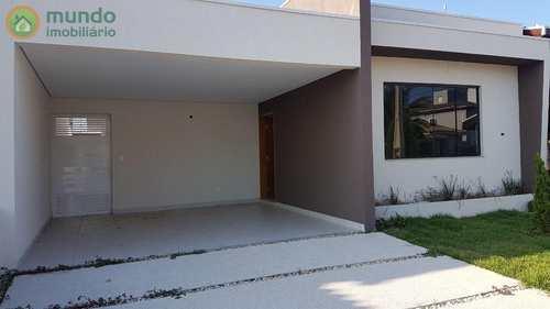 Casa de Condomínio, código 4799 em Taubaté, bairro Jardim Oásis