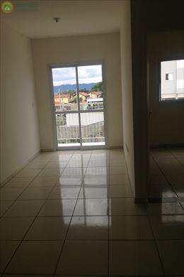 Flat em Taubaté, no bairro Granja Daniel