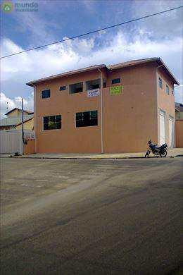 Apartamento, código 2600 em Taubaté, bairro Barreiro