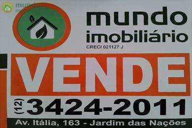 Casa, código 477 em Taubaté, bairro Residencial Paraíso