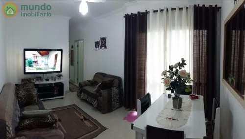 Apartamento, código 5258 em Taubaté, bairro Vila Edmundo