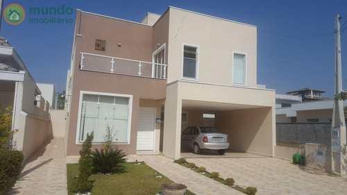 Sobrado de Condomínio, código 5280 em Tremembé, bairro Condomínio Campos do Conde