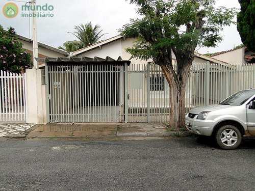 Casa, código 5329 em Taubaté, bairro Conjunto Residencial Urupes Unidas