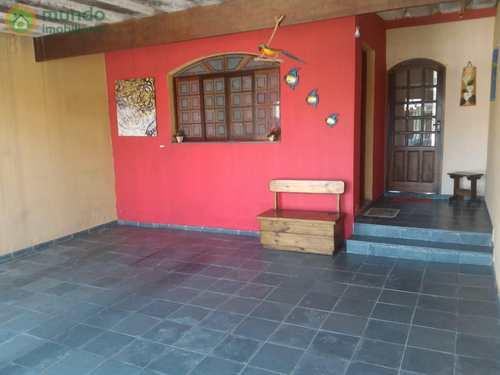 Casa, código 5545 em Taubaté, bairro Quiririm