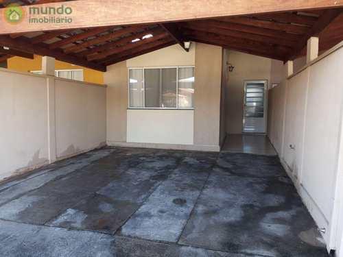 Casa de Condomínio, código 5587 em Taubaté, bairro Parque São Luís