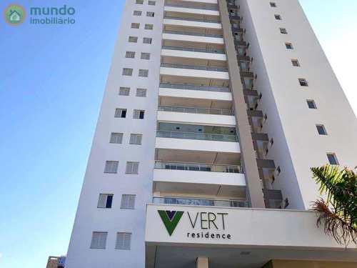 Apartamento, código 5591 em Taubaté, bairro Barranco