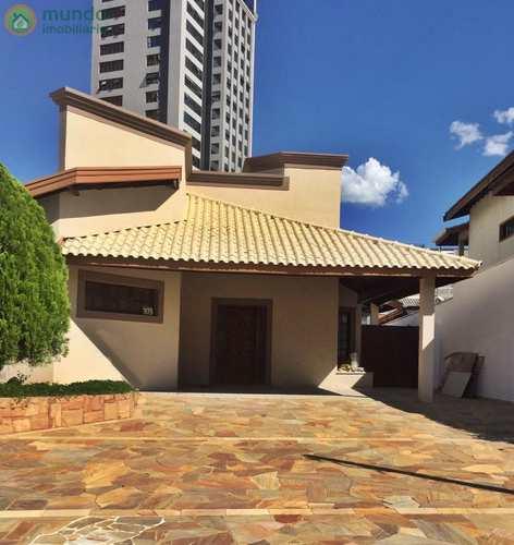 Casa de Condomínio, código 5635 em Taubaté, bairro Jardim das Nações