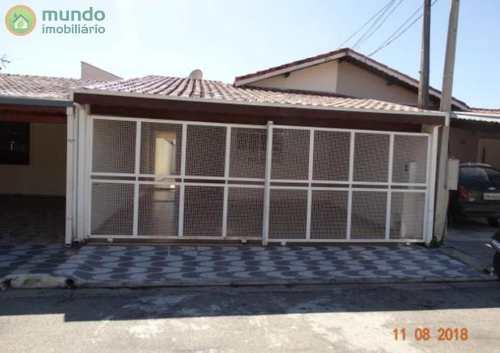 Casa de Condomínio, código 5683 em Taubaté, bairro Quiririm