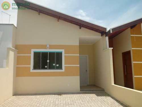 Casa de Condomínio, código 5855 em Taubaté, bairro Vila dos Comerciários 2