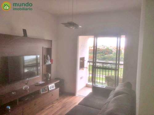 Apartamento, código 5887 em Taubaté, bairro Vila das Jabuticabeiras