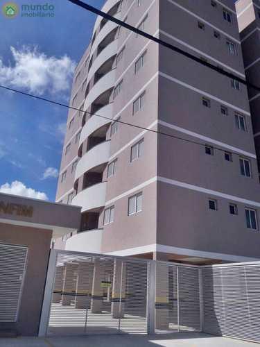 Apartamento, código 6040 em Taubaté, bairro Parque Senhor do Bonfim