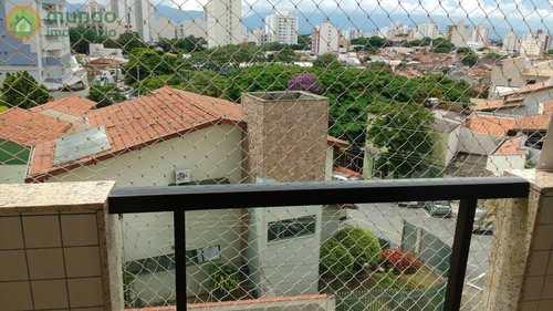 Apartamento, código 6114 em Taubaté, bairro Jardim Eulália