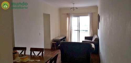 Apartamento, código 6199 em Taubaté, bairro Barranco