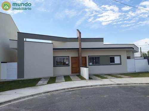 Casa de Condomínio, código 6285 em Taubaté, bairro Vila dos Comerciários 2