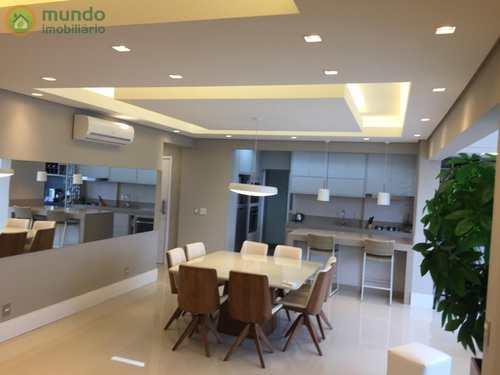Apartamento, código 6292 em Taubaté, bairro Barranco