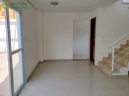 Sobrado de Condomínio, código 6336 em Taubaté, bairro Vila Areao