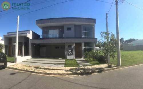 Sobrado de Condomínio, código 6693 em Tremembé, bairro Vila Nossa Senhora Auxiliadora