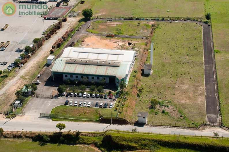 Conjunto Industrial em Taubaté, no bairro Piracangaguá