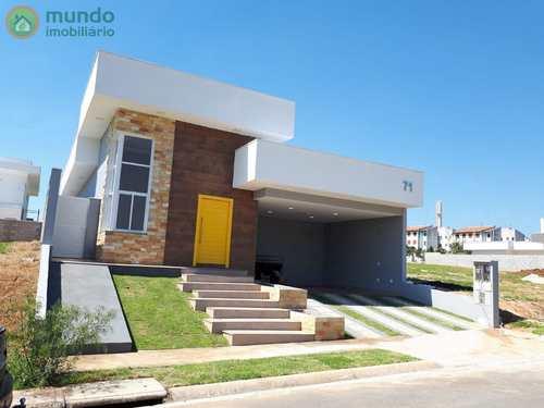 Casa de Condomínio, código 6917 em Taubaté, bairro Quiririm