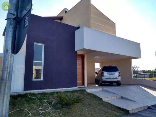 Sobrado de Condomínio, código 7506 em Taubaté, bairro Quiririm