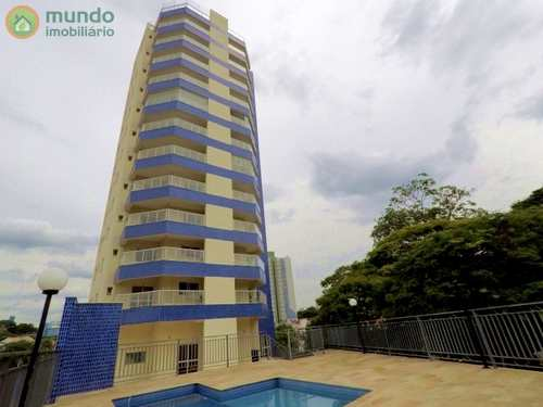 Apartamento, código 7637 em Taubaté, bairro Jardim Eulália