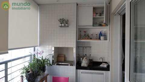 Apartamento, código 7684 em Taubaté, bairro Vila Edmundo