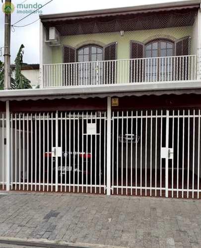 Sobrado, código 7781 em Taubaté, bairro Vila Aparecida