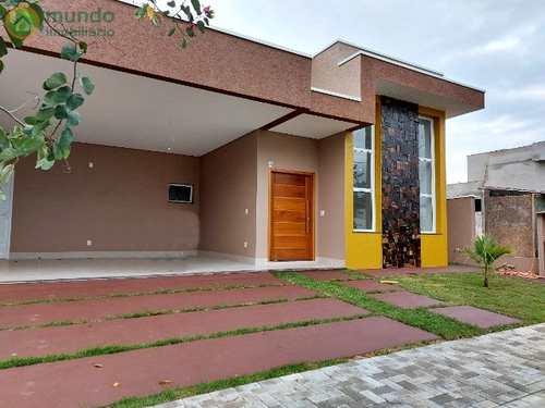 Casa de Condomínio, código 7802 em Taubaté, bairro Residencial Ouroville