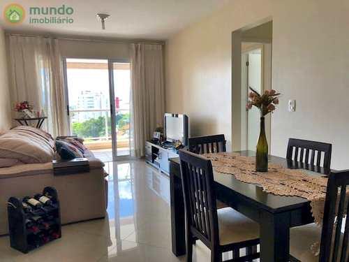 Apartamento, código 7874 em Taubaté, bairro Parque Residencial Bom Conselho