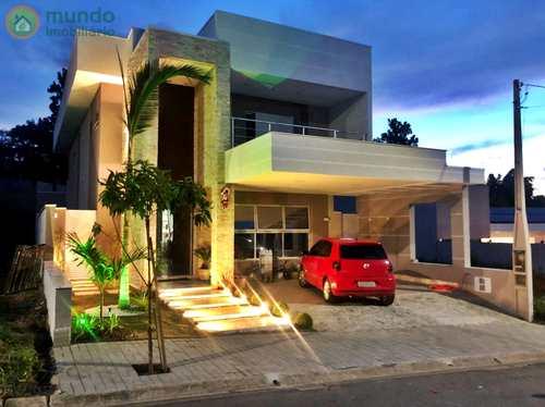 Sobrado de Condomínio, código 8090 em Tremembé, bairro Vila Nossa Senhora Auxiliadora