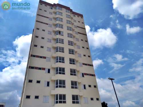 Apartamento, código 8120 em Taubaté, bairro Parque Santo Antônio
