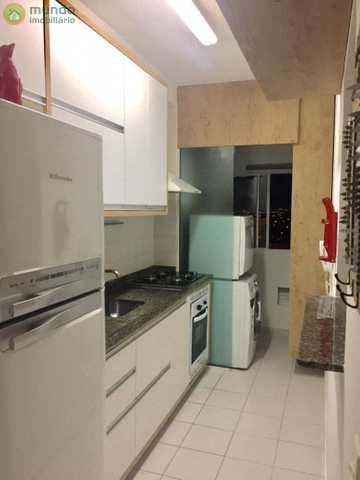 Apartamento, código 8196 em Taubaté, bairro Parque Santo Antônio
