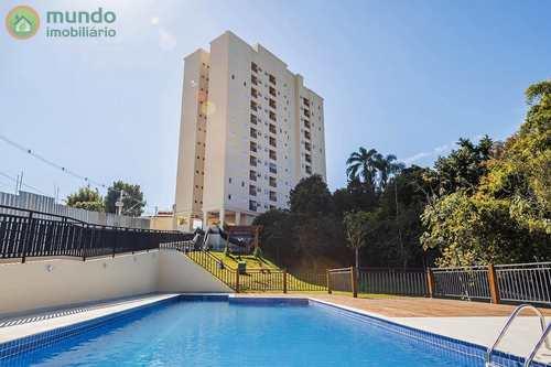 Apartamento, código 8237 em Taubaté, bairro Esplanada Independência
